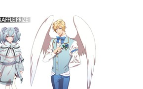 Picture angel, guy, docka, by hangahan23, raffle prize