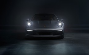 Picture 911, Porsche, front view, Carrera S, 2019