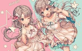 Picture tagme (artist), idolmaster cinderella girls starlight stage, hisakawa nagi, hisakawa hayate