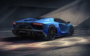 Picture Lamborghini, sports car, Aventador, 2022, Lamborghini Aventador LP780-4 Ultimae Roadster, LP780-4, Ultimae Roadster