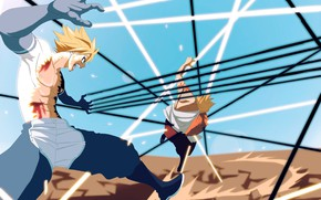 Picture line, guys, Fairy Tail, Fairy Tail