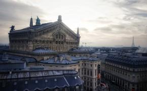 Picture the city, Paris, architecture