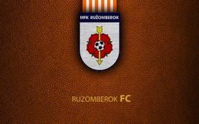 Picture wallpaper, sport, logo, football, MFK Ruzomberok