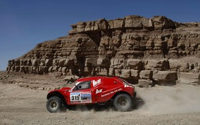 Picture sand, red, rock, stones, rally, rally, Buggy, Fast&Speed