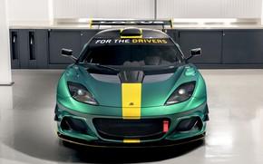 Picture Concept, Lotus, front view, Evora, GT4, 2019