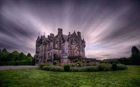 Picture castle, Ireland, Monocapa