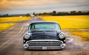 Picture Car, Classic, Old, Buick, Low
