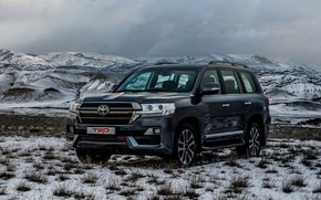 Picture Toyota, TRD, Land Cruiser 200