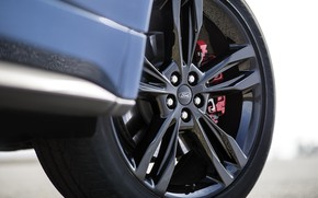 Picture Ford, wheel, Edge, crossover, 2019, Edge ST