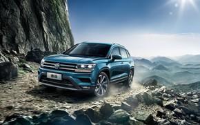 Picture Volkswagen, 2018, crossover, Tharu