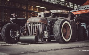 Picture Car, Custom, Rat Rod, Modified