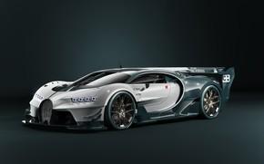 Picture Auto, Machine, Bugatti, Supercar, Rendering, Sports car, Bugatti Chiron, Transport & Vehicles, by Damian Bilinski, …