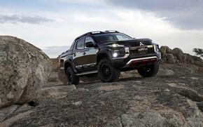 Picture Mitsubishi, pickup, L200, Triton, 2019, Absolute