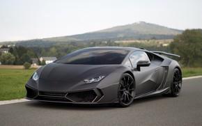 Picture Lamborghini, supercar, Mansory, Huracan, 2016, Torofeo, 1250 HP