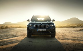 Picture 2018, crossover, Alpina, XD3, BMW X3, All-wheel drive