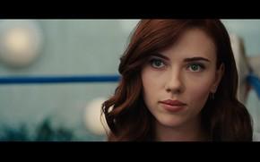 Picture Scarlett Johansson, iron man, Black widow