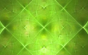 Picture glare, texture, green