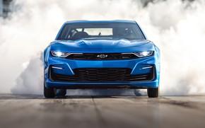 Picture Concept, Chevrolet, Camaro, 2018, SEMA 2018, eCOPO