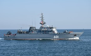 Picture minesweeper, project 12700, Ivan Antonov