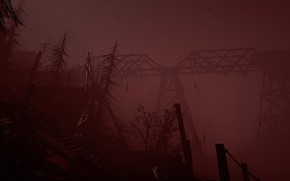 Picture red, horror, outlast, outlast, outlast 2, оутласт 2