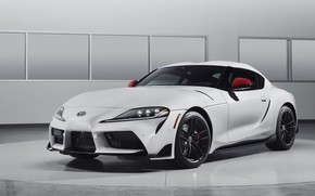 Picture Toyota, Supra, Launch Edition, 2019, Toyota GR Above, GR Above