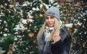 Picture girl, model, Alina, Dmitry Medved