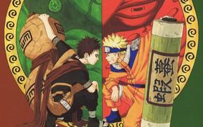 Picture Naruto, Naruto, Gaara, Uzumaki Naruto