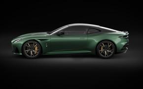 Picture Aston Martin, DBS, Superleggera, side view, 2018, DBS 59
