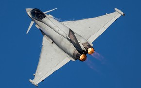 Picture weapons, the plane, Typhoon