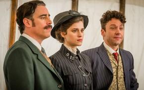 Picture the series, detective, Arthur Conan Doyle, Houdini and Doyle, Гудини и Дойл, Гарри Гудини