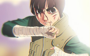 Picture Naruto, Naruto, Rock Lee