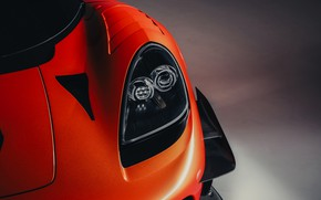 Picture coupe, headlight, V12, GMA, Gordon Murray Automotive, T.50s Niki Lauda