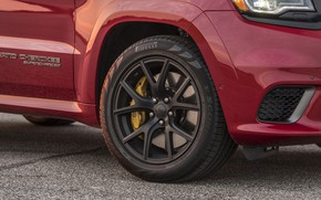 Picture wheel, 2018, Hennessey, Jeep, Grand Cherokee, Trackhawk, HPE1000