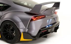 Picture Concept, Toyota, Supra, 3000GT, 2019, GR Above, A90, SEMA 2019