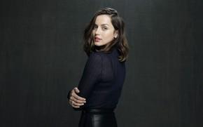 Picture actress, brunette, Ana de Armas, Ana de Armas