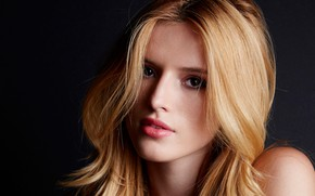 Picture look, girl, face, Bella Thorne
