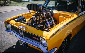 Picture Car, GTS, Custom, Holden, Vehicle