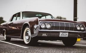 Picture Lincoln, Continental, 1964, 1964 Lincoln Continental