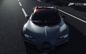 Picture Bugatti, Chiron, Forza Motorsport 7