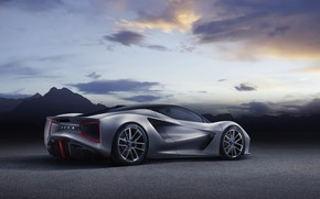Picture coupe, Lotus, China, Geely, 2020, two-door, Evia, four motor, elektrogitarre, 2000 HP