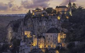 Picture France, Dordogne, Rocamadour
