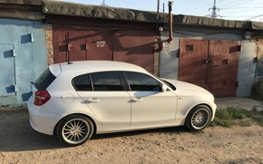 Picture bmw, е87, 116Э