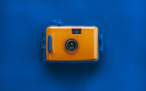 Picture Blue, Camera, Underwater photography