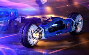 Picture design, transport, design, Blik, Vehicles of the Future