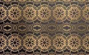 Picture pattern, texture, gold, ornament, color