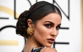 Picture look, pose, model, portrait, makeup, actress, photoshoot, hair, Olivia Culpo, Olivia Culpo