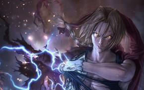 Picture Fullmetal Alchemist, Fullmetal Alchemist, Edward Elric