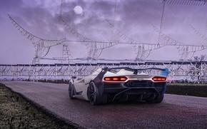 Picture Roadster, HDR, Lamborghini, Roadster, V12, 2020, SC20