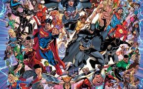 Picture Heroes, Batman, Superman, Wonder Woman, Batman, Superman, DC Comics, Flash, Aquaman, Comics, Flash, Aquaman, Wonder …