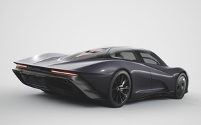Picture Hypercar, 2020, McLaren Speedtail